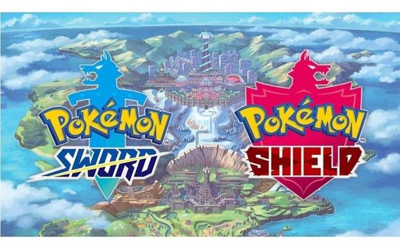 6 Shinys Pokémon 6ivs Para O Competitivo (sword/shield)