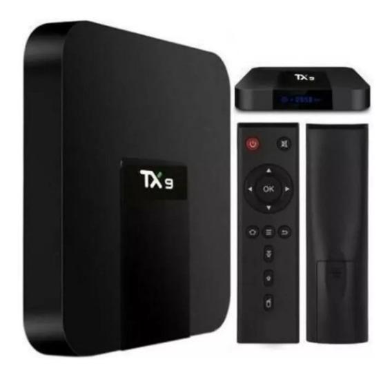 Tvbox Tx9 2gb Ram 16gb Rom Gpu Mali-450mp