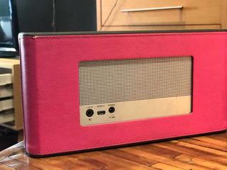Parlante Bose Soundlink Con Cobertor Original De Regalo!