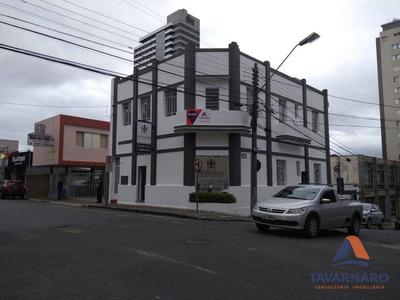 Conjunto Comercial Para Locação, Centro, Ponta Grossa - Cj0014. - Cj0014