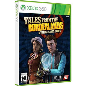 Tales From The Borderlands - Midia Fisica Lacrado - Xbox 360