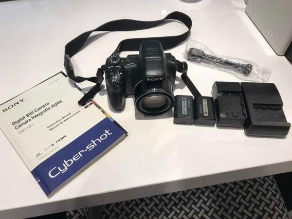 Câmera Sony Dsc-hx1 Usada E Conservada