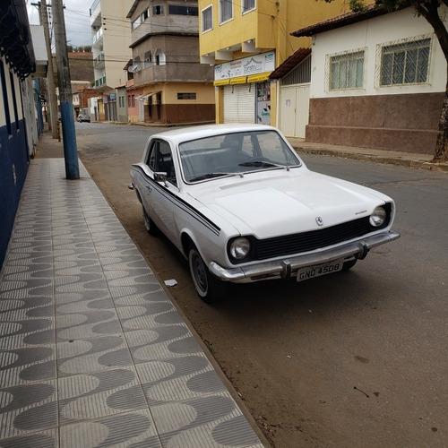Imagem 1 de 2 de Ford Corcel 1 Luxo