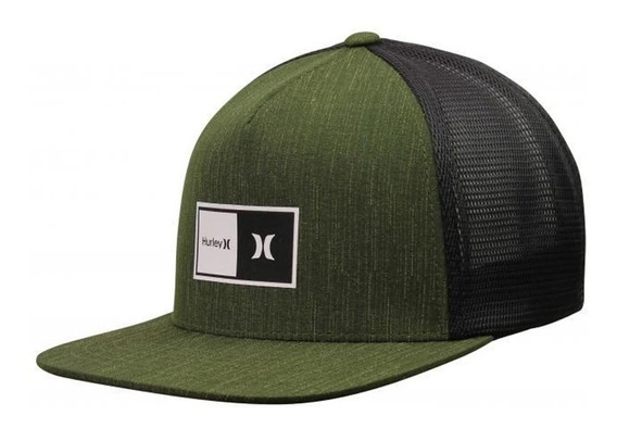 Gorra Cap Hurley Natural Trucker 2.0 (4363)