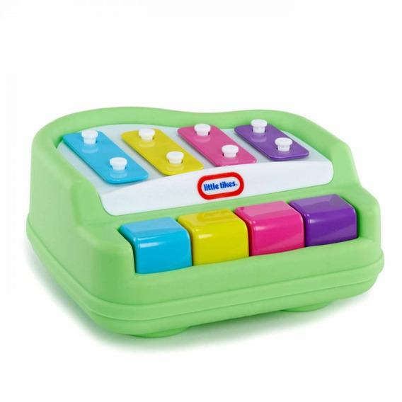 Piano Com 4 Notas Musicais - Piano Tap - A -tune - Little Ti