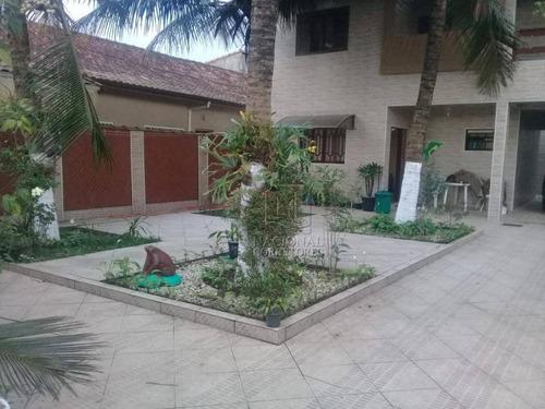 Sobrado Com 2 Dormitórios À Venda, 167 M² Por R$ 500.000 - Mirim - Praia Grande/sp - So3445