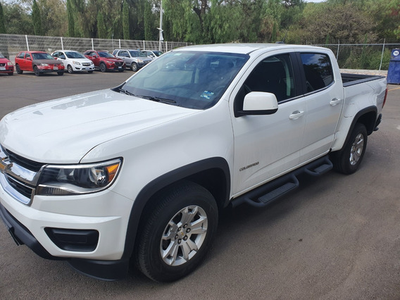 Chevrolet Colorado Modelo 2017 4x2