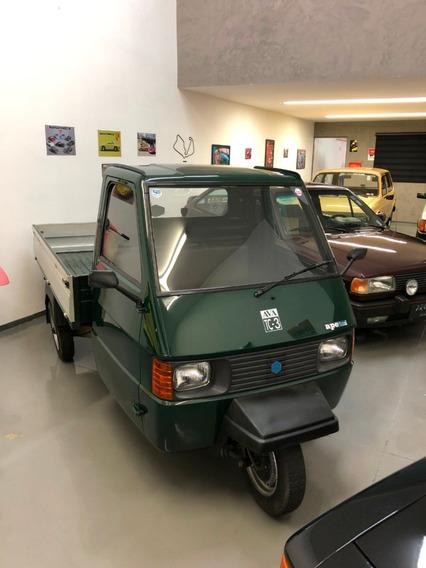 Piaggio Ape Ava Tc-3 Extremamente Raro Vespa Lambretta. 97