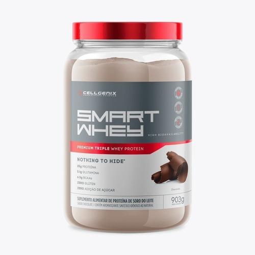 Smart Whey 907g Chocolate - Cellgenix