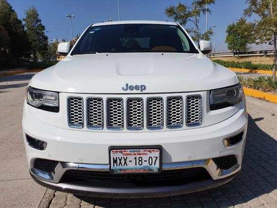 Jeep Grand Cherokee 2016 5.7 Summit Elite Plinum 4x4 At