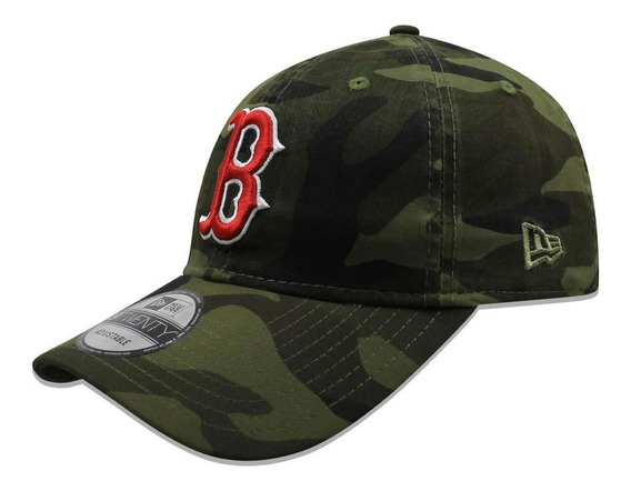 Gorra New Era 9 Forty Mlb Red Sox Core Class Camo