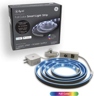 Tira Led Control Via Wifi Google Home Multi Colores 2mts Ge