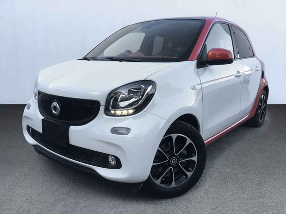 Smart Fortwo 2017 4 Ptas1.0 Passion