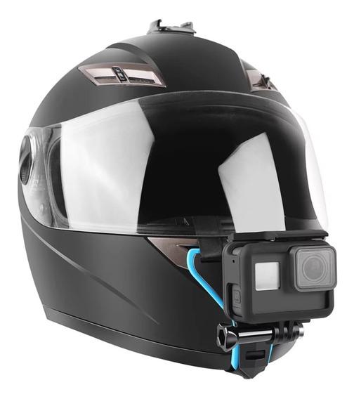 Camera De Ação Suporte Para Moto, Gopro Capacete Camera