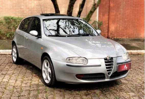Alfa Romeo 147 2.0 T.spark Selespeed - 2004