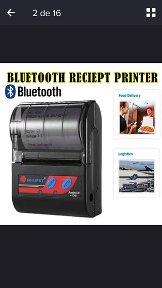 Impressora Bluetooth 58mm