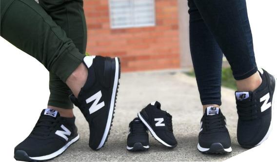 Tenis Zapatos Deportivos Zapatillas De Dama Caballero Niños