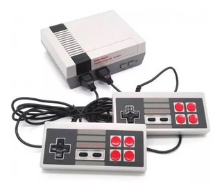Consola Tipo Nintendo, 600 Juegos, 2 Palancas Novicompu
