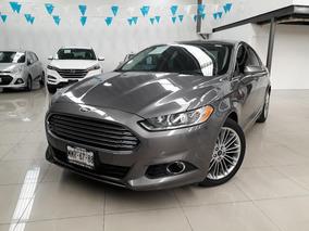 Ford Fusion 2013 4p Se Luxury L4 Piel