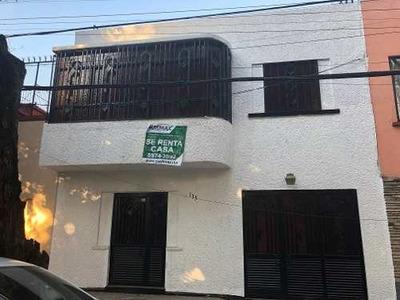 Casa En Renta Col. Condesa