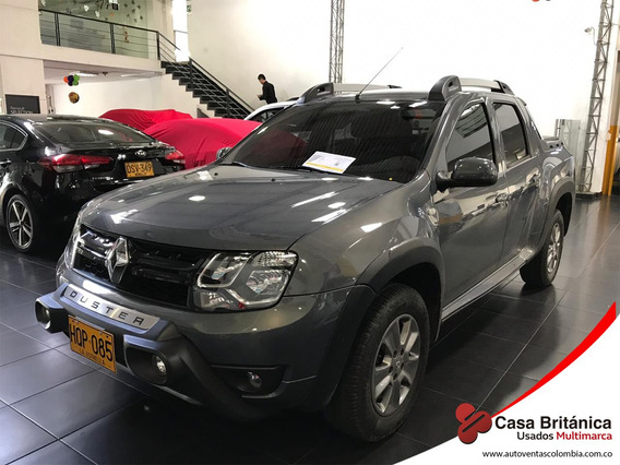 Renault Duster Oroch Dynamique 4x2 Gasolina