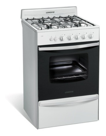 Cocina A Gas Longvie Mod 13331bf - Nuevo