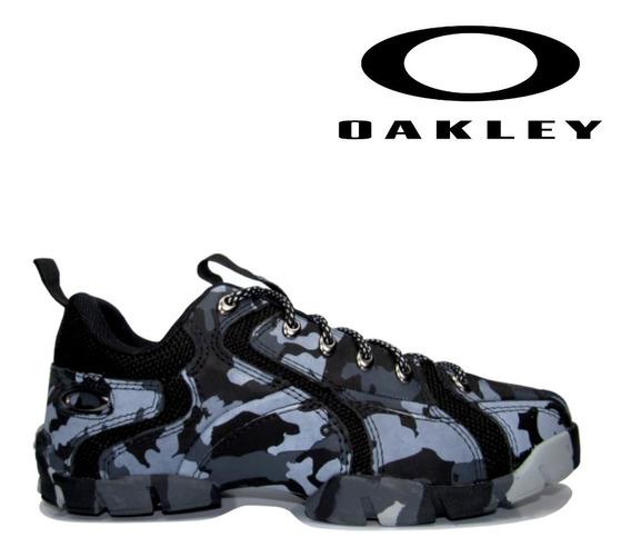 Tênis Oakley Adventure Couro Frete Grátis