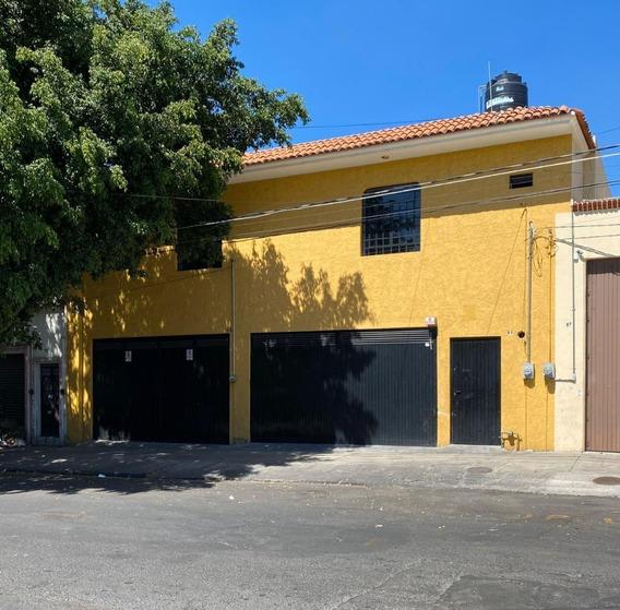 Se Renta Bodega En Colonia Oblatos, Guadalajara, Jal.