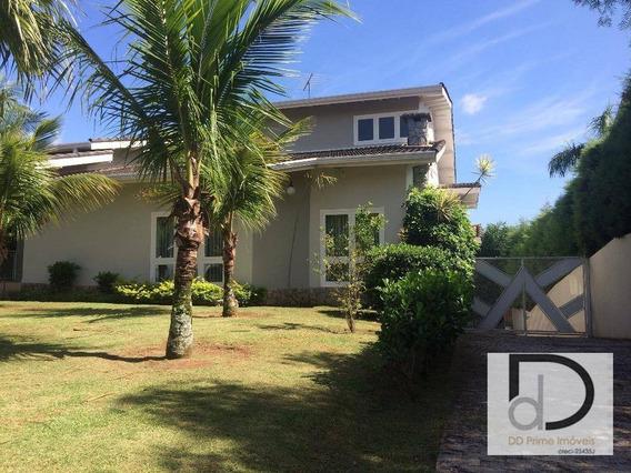 Casa Residencial Para Locação, Condomínio Vista Alegre - Sede, Vinhedo. - Ca1944