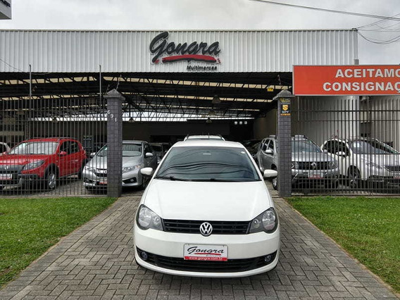 Volkswagen Polo Sedan 1.6 8v 2014