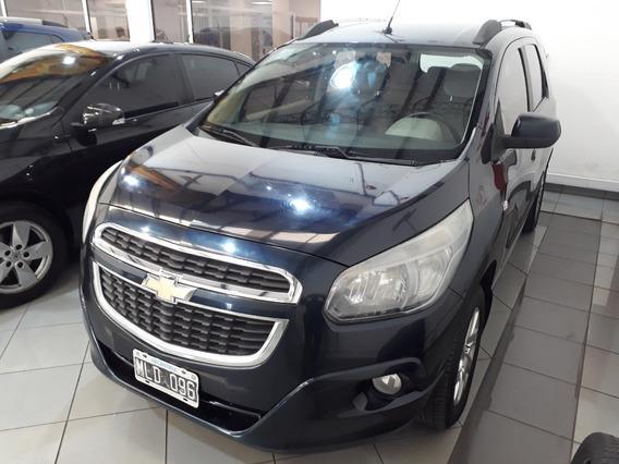 Chevrolet Spin 1.8 Ltz 7as 2013, Full, Concesionario Oficial