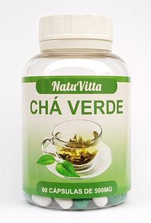 Té Verde Quemador De Grasa Adelgazante (60 Cápsulas)