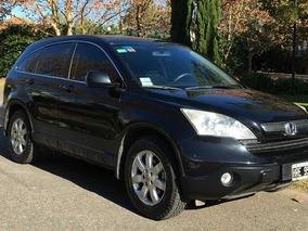 Honda Cr-v 2.4 Ex L At 4wd Dueno Directo