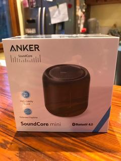 Parlante: Anker Soundcore Mini