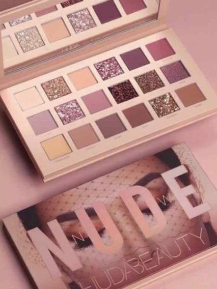 Sombras Nude Full Pigmentación