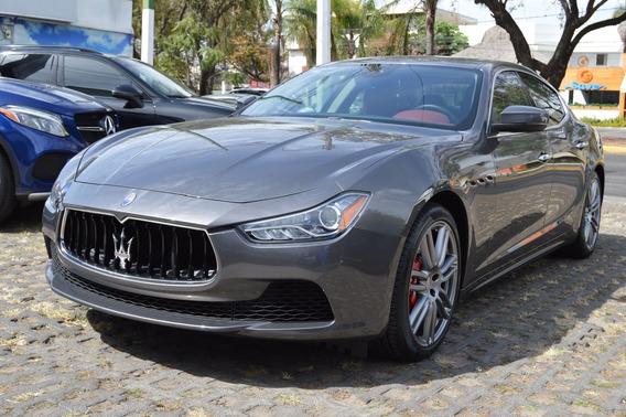 Maserati Ghibli 2017 Sq4 Gris