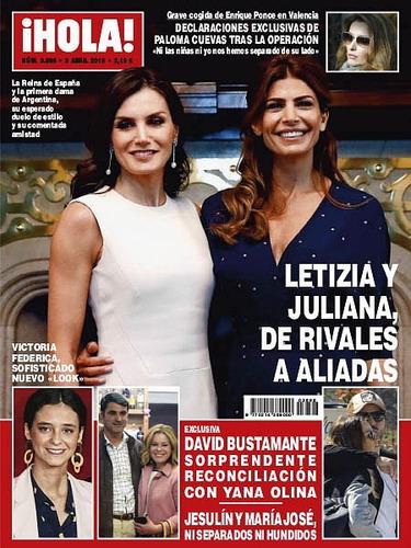 Revista Hola Espana