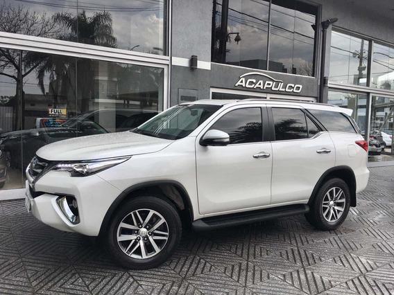 Toyota Sw4 Año 2016 / 2500000 + Cuotas/