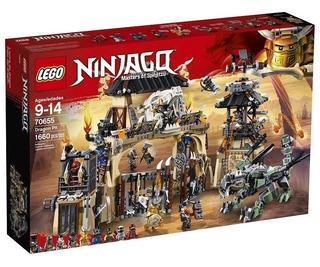 Lego 70655 Pozo Del Dragón