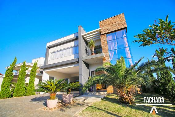 Acrc Imóveis - Casa Residencial Para Locação No Golden Park - Ca01051 - 34174533
