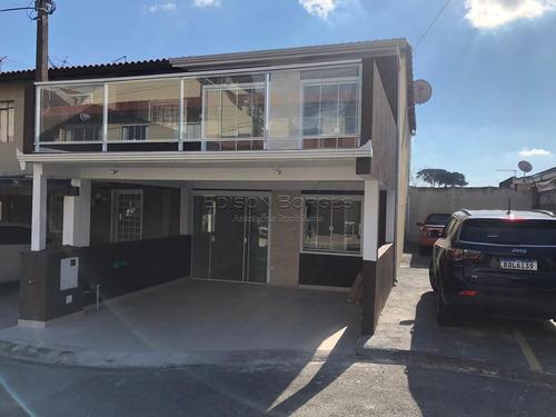 Sobrado Em Condomínio Com 3 Dormitórios À Venda Com 100m² Por R$ 420.000,00 No Bairro Boa Vista - Curitiba / Pr - Eb+10502