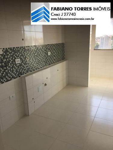 Apartamento Para Venda Em São Bernardo Do Campo, Rudge Ramos, 2 Dormitórios, 1 Suíte, 1 Banheiro, 2 Vagas - 1770_2-801084