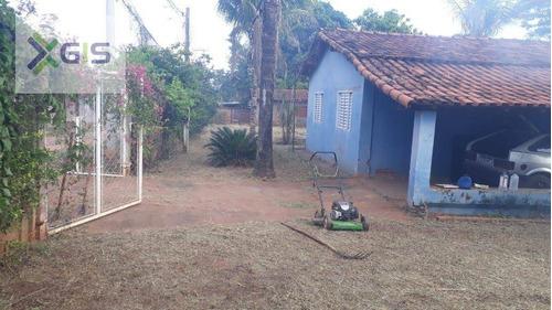 Imagem 1 de 11 de Chácara Com 3 Dormitórios À Venda, 2000 M² Por R$ 210.000,00 - São Luiz Ii - São José Do Rio Preto/sp - Ch0094