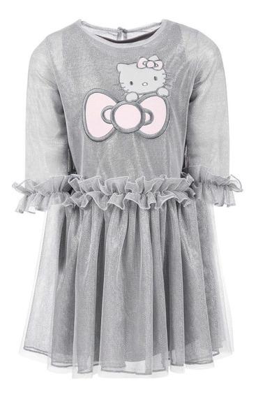 Vestido Hello Kitty 4 Años Original.·:*¨¨*:·.hermoso!