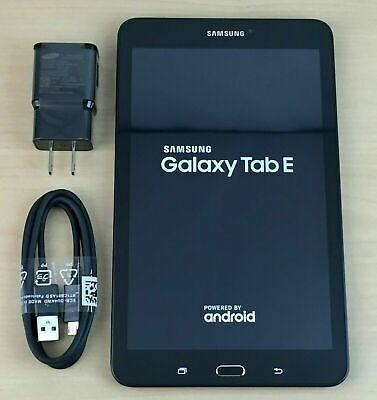 Samsung Galaxy Tab E Nueva Liberada Cámara 8mp 2gb Ram 32gb