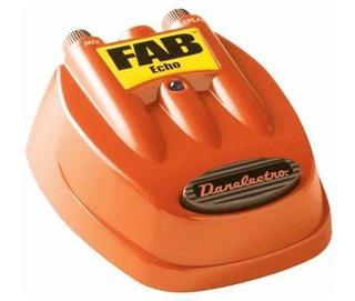 Danelectro Fab Echo Delay - Nuevo - Entrega Inmediata