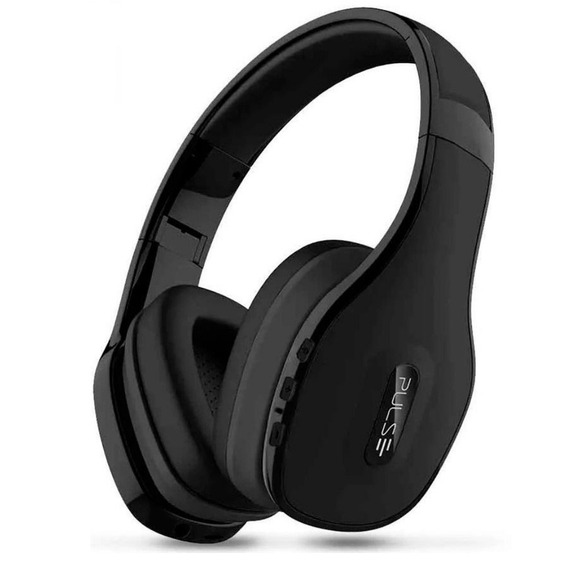 Headphone Pulse Bluetooth Stereo Preto Ph150