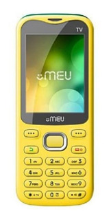 Celular Meu Copa 510 Dual Chip - Câmera 1.3mp / Mp3 Player