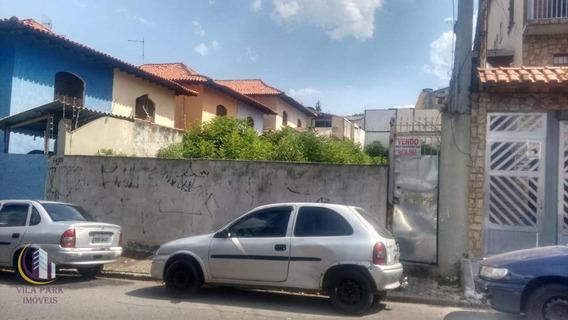 Terreno 500 M² Murado E Limpo - Vila Quitaúna - Osasco/sp - Te0090