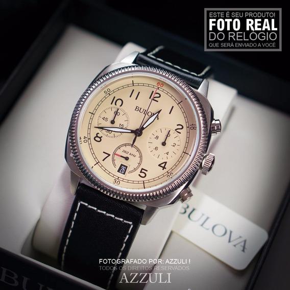 Relógio Bulova 96b231 Lacrado Original + Brinde No Brasil